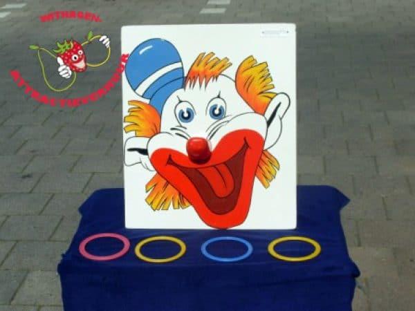 Clownsneus Vangen