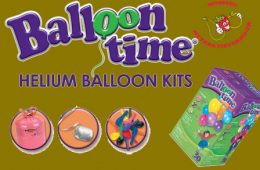 BalloonTime 30 pack helium