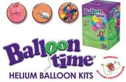 BalloonTime 50 pack helium
