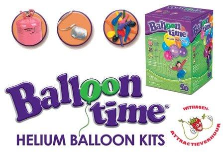 BalloonTime 50 pack helium