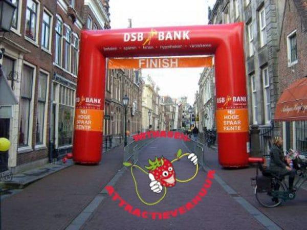 DSB Bank boog