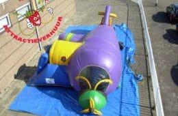 opblaasbaar kinder speelvliegtuig