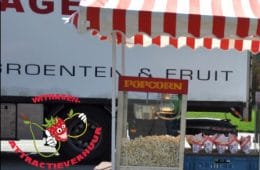 Popcorn machine T-2000