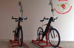 Bier/ limonade fietsen