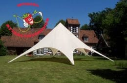 Starshade Tent 17 m
