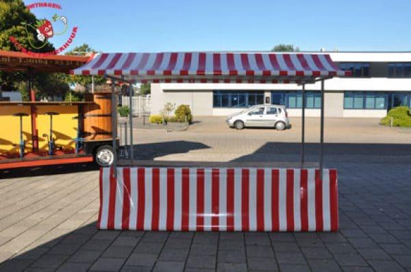 Marktkraam 3 meter