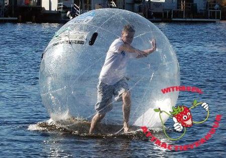 Waterbal per stuk huren