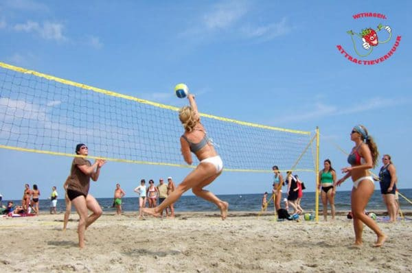 Beach Volleybal Net