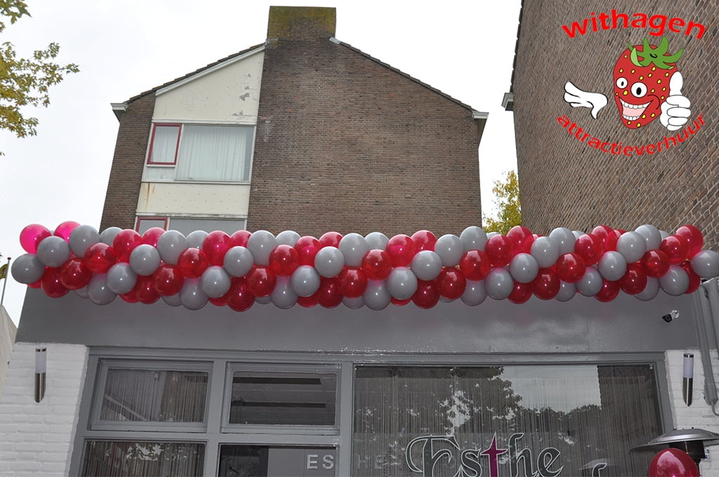 Ballonnen slinger 6 meter