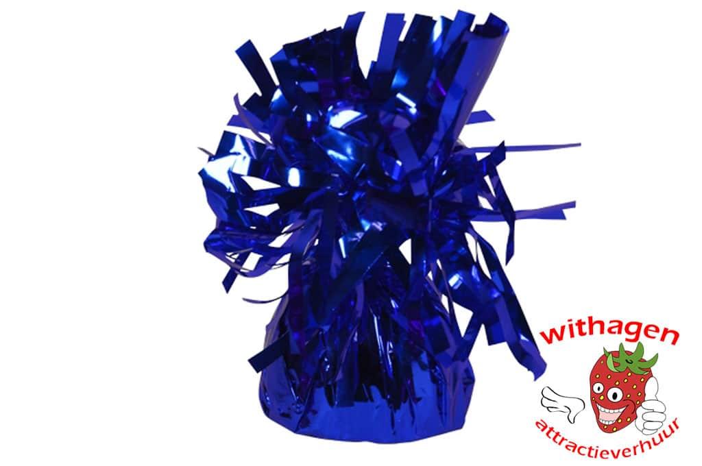Ballongewicht donkerblauw
