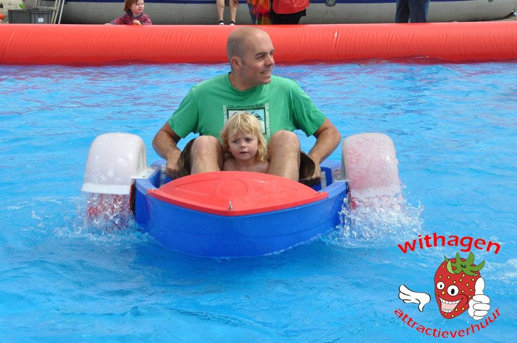 Waterbootjes ( power paddles) groot