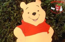 Geboorte bord Winnie the Pooh