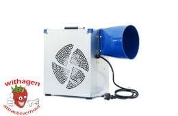 Extra blower 2000 watt per dag