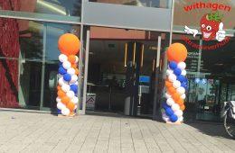 Ballonen pilaar Rabobank