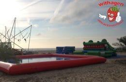 Zwembad 10 x10 meter
