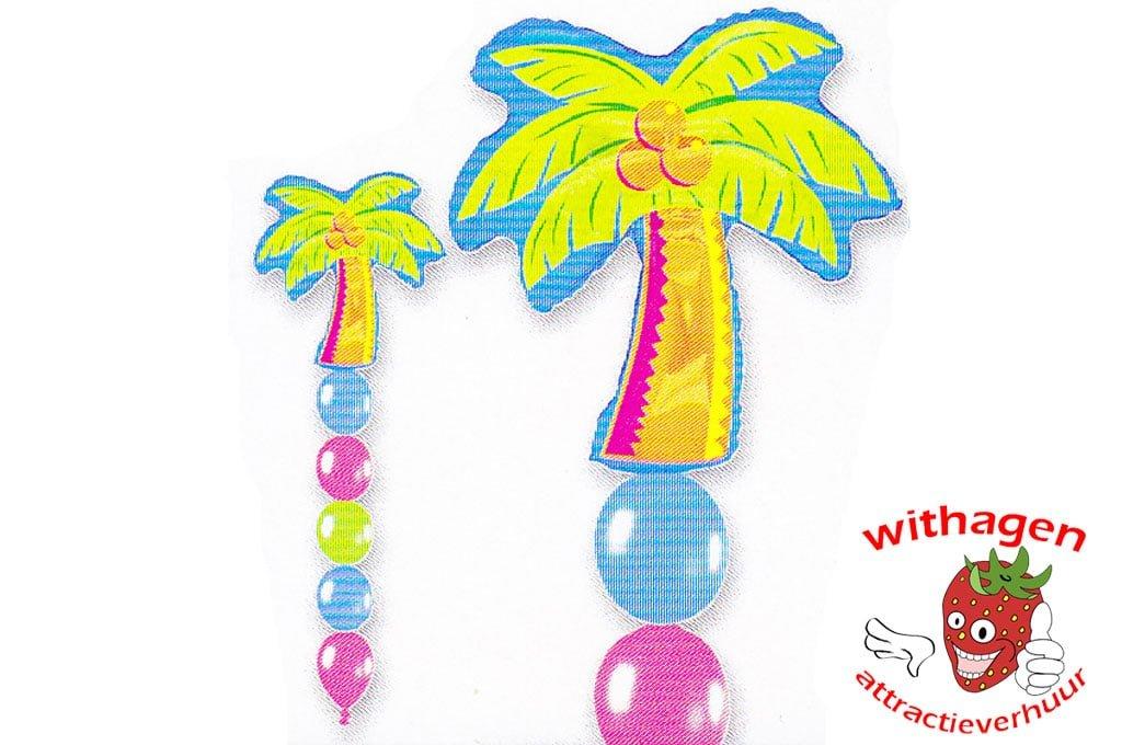Helium Ballon Luau(Palm Tree)