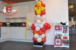 Ballonnen Sinterklaas de Luxe