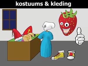 Kostuums en Kleding