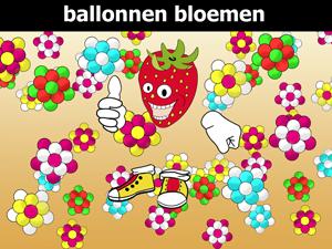 Ballonnen Bloemen