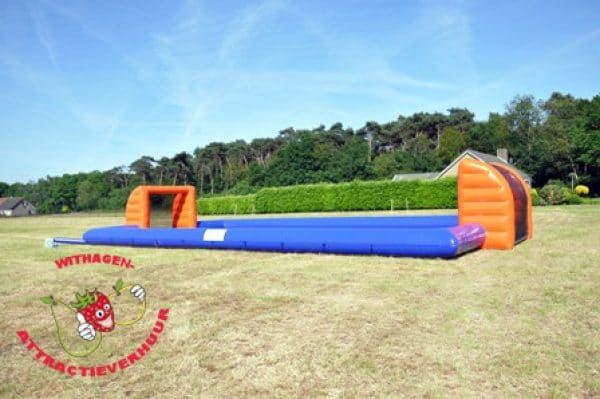 voetbalboarding 9 x 18 m huren