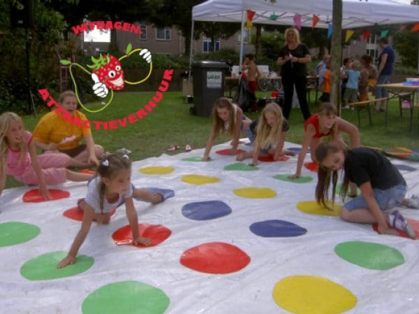 Levensgroot twister