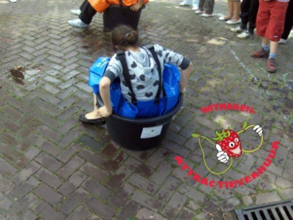 Waterkakken volwassenen