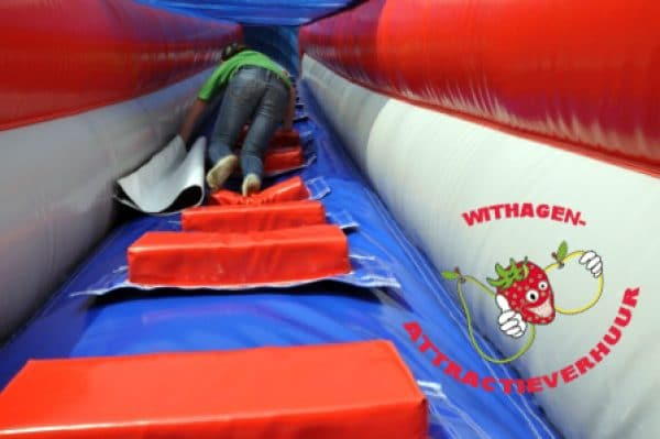 Double airborne slide