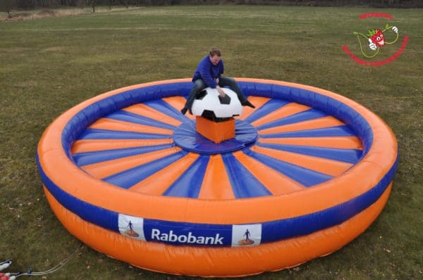Rabo voetbalrodeo