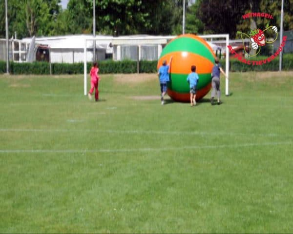 Lopen op bal
