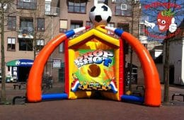 Dropshot-voetbalspel