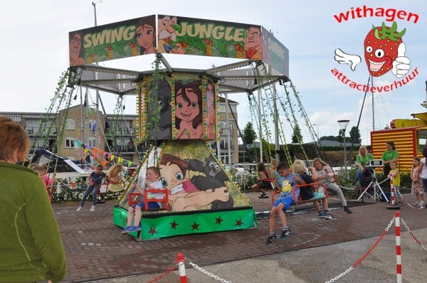 Jungle Swing Zweefmolen