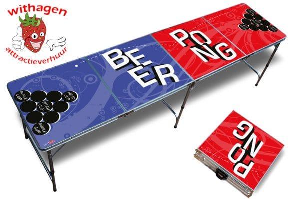 beer pong tafel