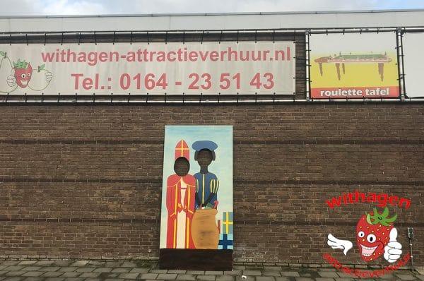 Fotolijst Sinterklaas