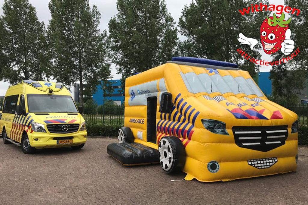 Ambulance Springkussen