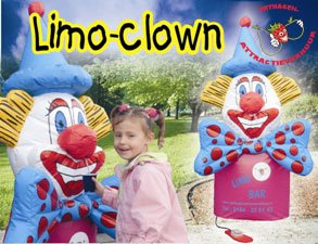 Limo-clown