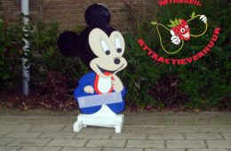 Geboorte bord Micky Mouse