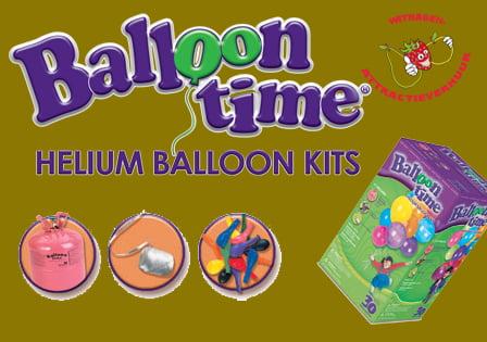BalloonTime 30 pack helium