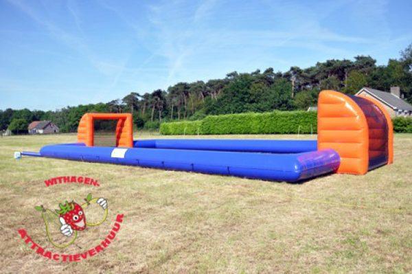 voetbalboarding 9 x 18 m.