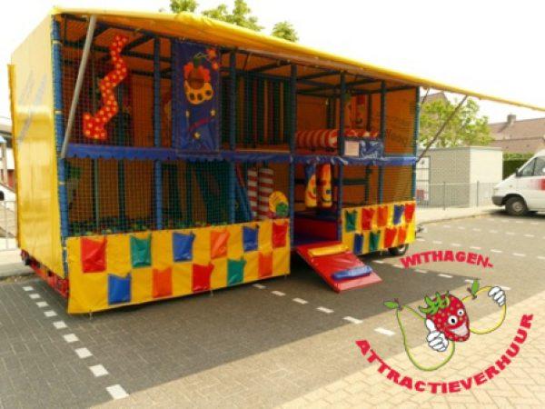 Kinder Speeltuin Wagen
