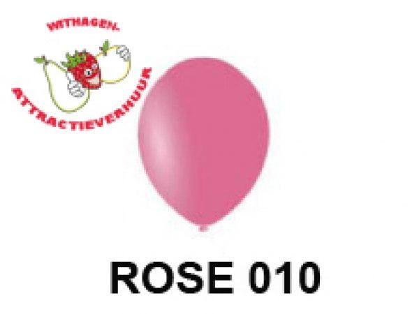 Helium Ballon ROSE 010