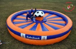 voetbal rodeo Rabobank