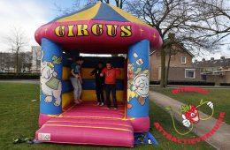 Circus overdekt