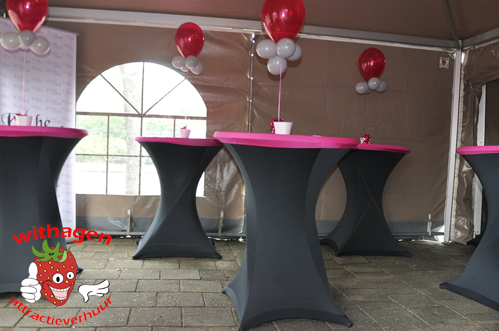 Roze topcover