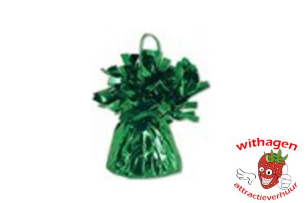 Ballongewicht groen