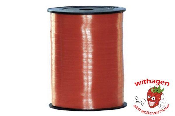 Polyband 500m x 5mm rood