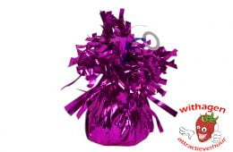 Ballongewicht donker roze
