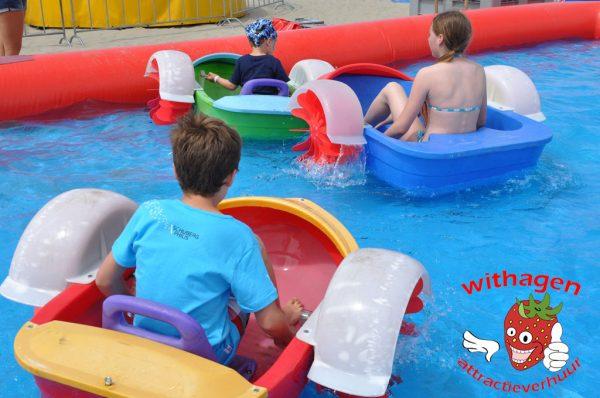 Aquabootje (radarbootje) klein