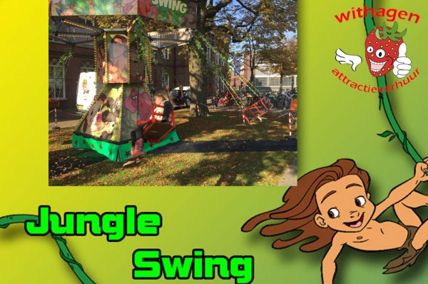 Zweefmolen Jungle Swing