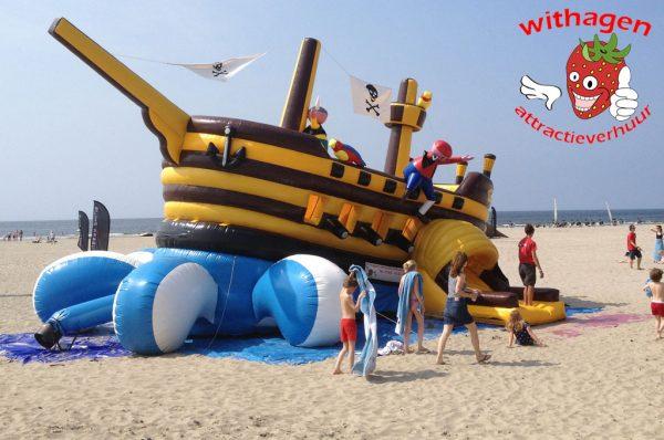 Beweegbaar Piratenschip