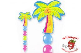 Helium Ballon Luau(Palm Tree)